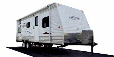 Find Specs for 2011 Gulf Stream Ameri-Lite Travel Trailer RVs