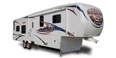Find Specs for 2012 Heartland  Bighorn Fifth Wheel RVs