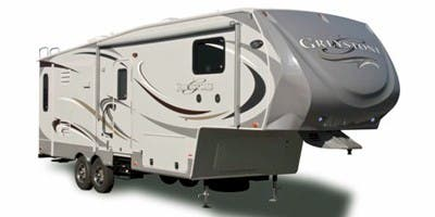 Find Specs for 2012 Heartland  Greystone Fifth Wheel RVs