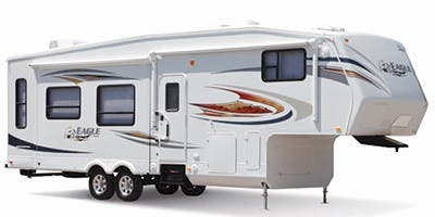 Find Specs for 2012 Jayco Eagle Fifth Wheel RVs