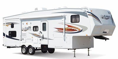 Find Specs for 2012 Jayco Eagle Super Lite Fifth Wheel RVs