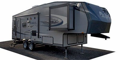Find Specs for 2012 Jayco Eagle Super Lite HT Fifth Wheel RVs