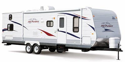 Find Specs for 2011 Jayco - Jay Flight <br>Floorplan: 25 BHS (Travel Trailer)