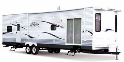 Find Specs for 2011 Jayco Jay Flight Bungalow Destination Trailer RVs