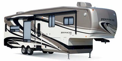 Find Specs for 2011 Jayco - Pinnacle <br>Floorplan: 31 RLTS (Fifth Wheel)