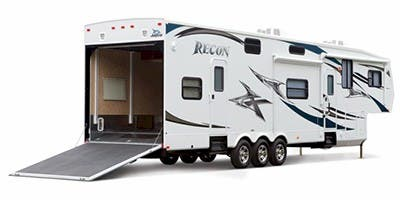 Find Specs for 2011 Jayco Recon ZX Toy Hauler RVs