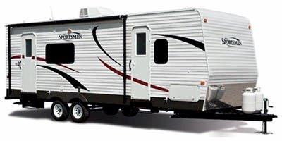 Find Specs for 2011 K-Z Sportsmen Travel Trailer RVs