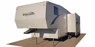 Find Specs for 2011 K-Z Sportsmen Fifth Wheel RVs