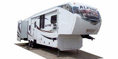 Find Specs for 2011 Keystone Alpine Fifth Wheel RVs