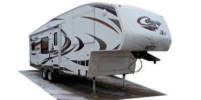 Find Specs for 2011 Keystone Cougar XLite Fifth Wheel RVs