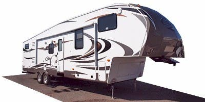 Find Specs for 2011 Keystone Cougar Toy Hauler RVs