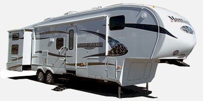 Find Specs for 2011 Keystone Montana Mountaineer Fifth Wheel RVs