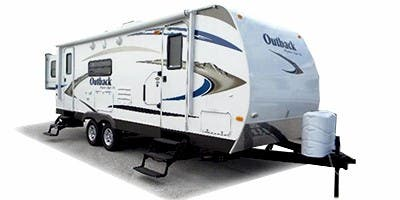Find Specs for 2011 Keystone Outback Toy Hauler RVs