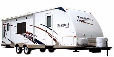 Find Specs for 2011 Keystone Passport Ultra Lite Travel Trailer RVs
