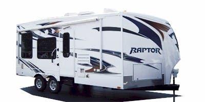 Find Specs for 2011 Keystone Raptor Toy Hauler RVs