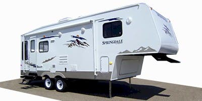 Find Specs for 2011 Keystone Springdale Fifth Wheel RVs