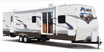 Find Specs for Palomino Puma Destination Trailer RVs