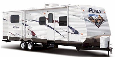 Find Specs for 2011 Palomino Puma RVs