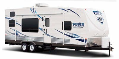 Find Specs for Palomino Puma Toy Hauler RVs