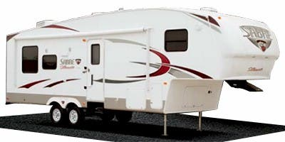 Find Specs for 2011 Palomino Sabre Silhouette Fifth Wheel RVs