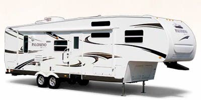 Find Specs for 2011 Palomino Elite Fifth Wheel RVs