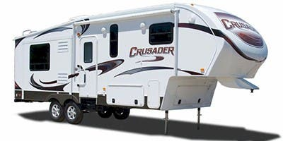 Find Specs for 2013 Prime Time Crusader Fifth Wheel RVs