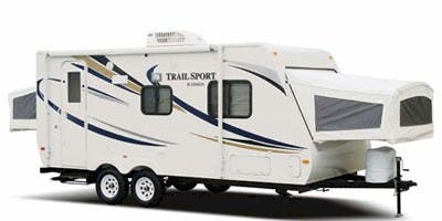 Find Specs for 2011 R-Vision Trail-Sport Travel Trailer RVs