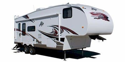 Find Specs for 2012 Skyline Aljo Aluma-Bond Fifth Wheel RVs