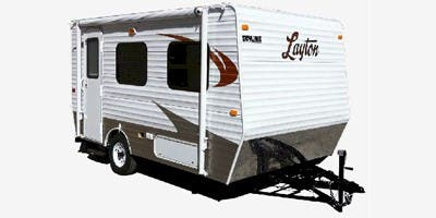 Find Specs for 2012 Skyline Layton Retro Travel Trailer RVs