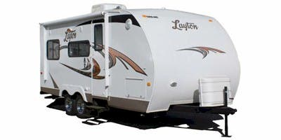 Find Specs for 2011 Skyline - Layton Ultra-Lite <br>Floorplan: 189 (Travel Trailer)
