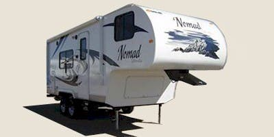 Find Specs for 2012 Skyline Nomad Joey Fifth Wheel RVs