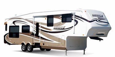 Find Specs for 2011 Starcraft Lexion Fifth Wheel RVs