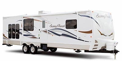 Find Specs for 2011 SunnyBrook Bristol Bay Travel Trailer RVs