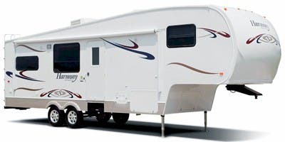 Find Specs for 2011 SunnyBrook Harmony Fifth Wheel RVs
