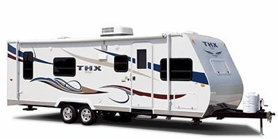 Find Specs for 2011 SunnyBrook Harmony Toy Hauler RVs