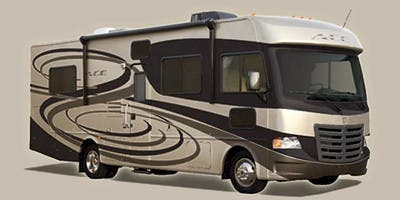 Find Specs for 2012 Thor Motor Coach - A.C.E. <br>Floorplan: EVO 29.1 (Class A)