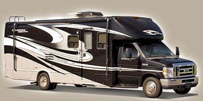 Find Specs for 2011 Thor Motor Coach Chateau Citation Class C RVs