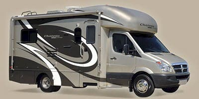 Find Specs for 2011 Thor Motor Coach Chateau Citation Sprinter Class C RVs