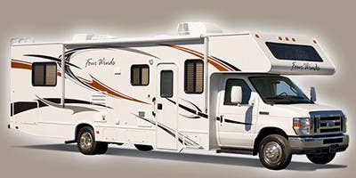 Find Specs for 2011 Thor Motor Coach - Four Winds <br>Floorplan: 31K (Class C)