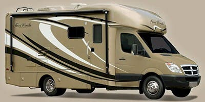 Find Specs for 2011 Thor Motor Coach Four Winds Siesta Sprinter Class C RVs