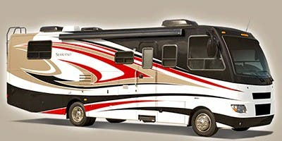 Find Specs for 2011 Thor Motor Coach Serrano Class A RVs