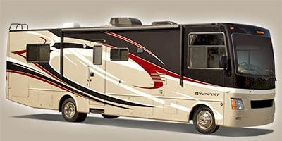 Find Specs for 2011 Thor Motor Coach Windsport Class A RVs