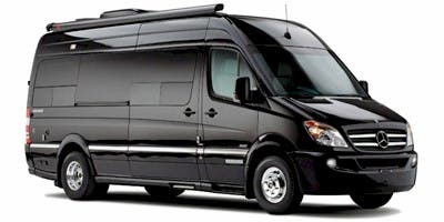 Find Specs for 2012 Airstream - Interstate <br>Floorplan: 3500 Lounge Dual Wardrobe (Class B)