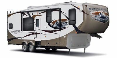 Coachmen Brookstone Ruby