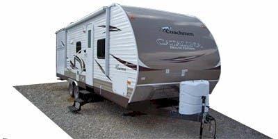 Find Specs for 2012 Coachmen Catalina Travel Trailer RVs