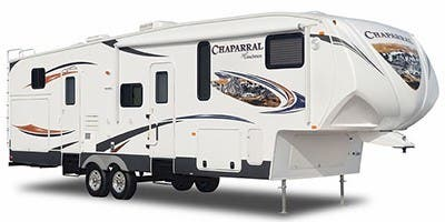 Find Specs for 2012 Coachmen Chaparral Fifth Wheel RVs