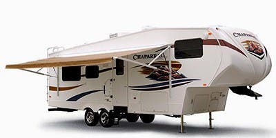 Find Specs for 2012 Coachmen Chaparral Lite Fifth Wheel RVs