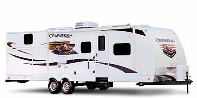 Find Specs for 2012 Coachmen Chaparral Lite Travel Trailer RVs