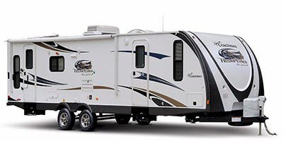 Find Specs for 2012 Coachmen Freedom Express Toy Hauler RVs