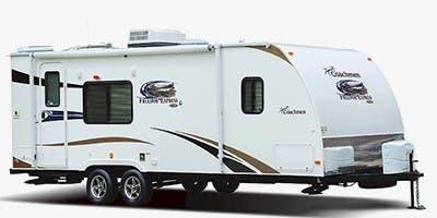 Find Specs for 2012 Coachmen Freedom Express LTZ Toy Hauler RVs